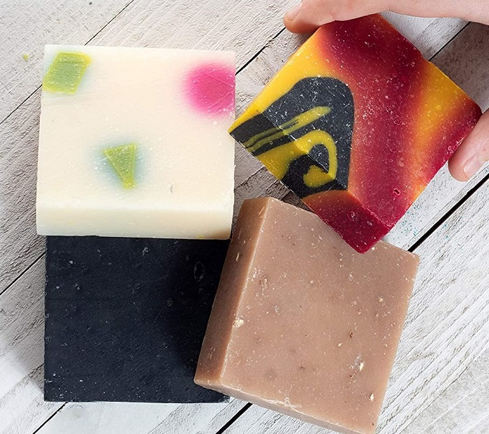 Made in USA Assorted Handmade Soaps