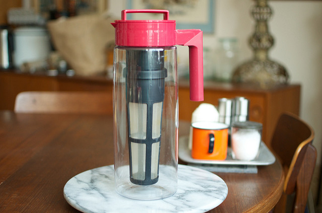 Takeya Iced Tea Maker with Flash Chill Technology