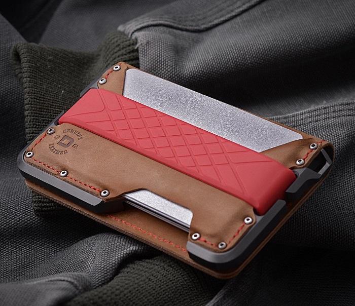 Dango D01 Dapper Genuine Leather EDC Wallet