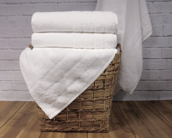 Made Here Luxury Bath Towel by 1888 Mills