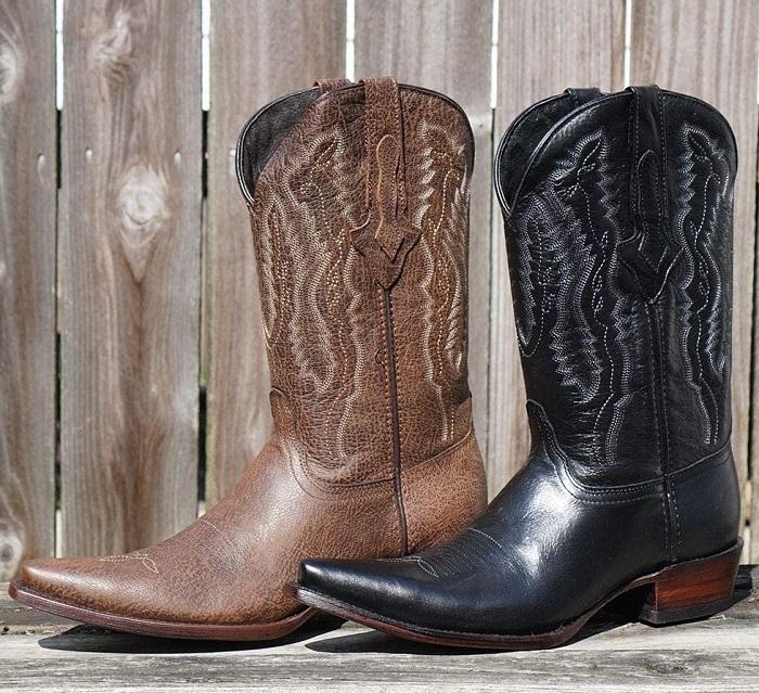 Rio Grande Men's Cowboy Boots by Soto Boots