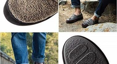 Acorn Moc Slippers for Men