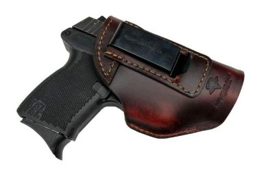 Made in USA Defender Leather IWB Holster