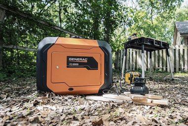 Generac iQ3500 Watt Portable Gasoline Inverter Generator