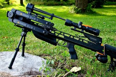 Mission Sub-1 XR RT Crossbow with Pro Kit