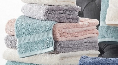 Pinzon Organic Cotton 6-Piece Towel Set