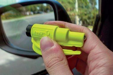 Resqme Keychain Car Escape Tool