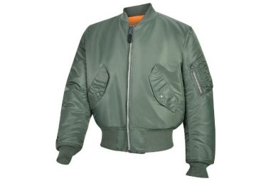US Air Force MA-1 Flight Jacket – Made in USA