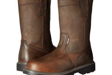 Wolverine Men's Floorhand Waterproof 10″ Steel Toe Work Boot